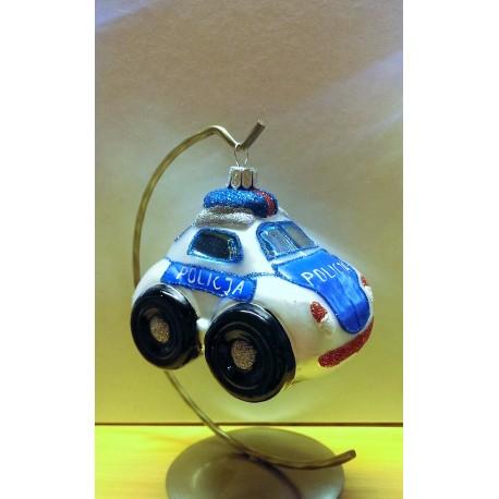 Autko zabawka policja